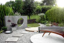 Ogród w sylu japońskim