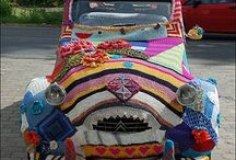da bomb / All things knitbombed, crochetbombed, quiltbombed... / by Connie R Green