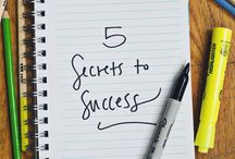Secrets to Success / Skills for Work & Life