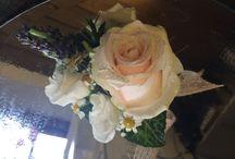 Blush, Pink & Peach Wedding Floral / wedding floral ideas and inspiration