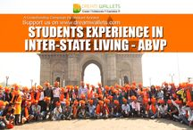 STUDENTS EXPERIENCE IN INTER-STATE LIVING - ABVP / An effort to establish Unity in Diversity! ‪#‎SEIL‬ sponsored by ‪#‎ABVP‬ to develop national integration and promote the motto of One ‪#‎Nation‬, One People and One Culture amongst the people of North East Region. Support our ‪#‎crowdfunding‬ ‪#‎campaign‬ on ‪#‎DreamWallets‬. Please ‪#‎contribute‬ for the cause and Let's get together to unite the Nation!