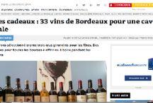 Presse et Récompenses / Les médailles, récompenses et articles de presse concernant les vins du Château Monconseil Gazin, AOC Blaye et Blaye Côtes de Bordeaux