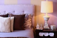 Obsessed With Purple / pretty purple rooms...and other things