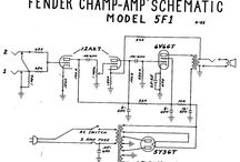Tube amp schematic