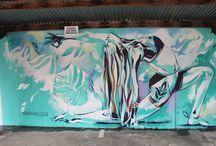 World of Urban Art : HANNAH ADAMASZEK  [UK]