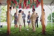 Brienne & Caleb's Wedding / Inspiration for my wedding.
