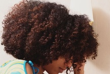 Naturally Curly Hair / by Vanessa Richardson