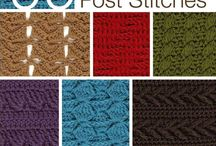 Crochet stitches / Find crochet patterns and inspiration for your projects.
