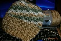 Crochet and knit / by Alex Kolpack