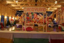 Candyland! / Someday I want to have a Candyland-themed party. I'm not sure what it will be for, but it will be awesome! / by Amber Young