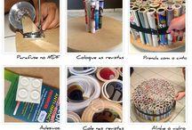 Artesanato e Faça você mesmo