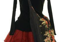 Robe flamenca