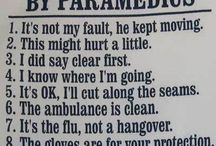 paramedic humour