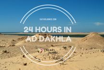 24 Hours in African Places