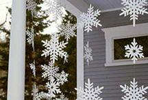 Christmas Decorating Ideas / by Rachel Fankell