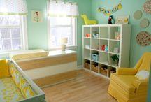 Nursery Ideas / by Alison Sandridge