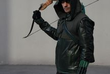 "Inspiration for ""The Best Cosplay 'Arrow' Has To Offer"""