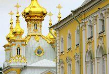 Rusland - Moskou / by Alphonsina Lavrysen