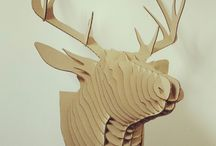 Qbi.design / cardboard idea / Cardboard idea by Qbi.design