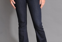 """CJ by Cookie Johnson / Cj by Cookie Johnson uses only the softest, most comfortable premium denim available. They like to say """"Our jeans are woven with self-esteem!"""" Whatever your size or shape, you will feel beautiful in these jeans! / by Naturals Inc"""