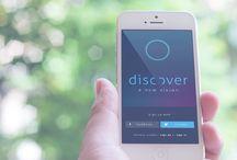 Discover / App iPhone by @beastydesign #app #ui #ux