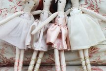 DOLLS / Doll to make from recycled, reused, rethough or art materials