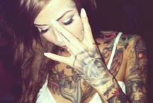 Tatted chicks