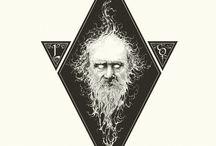 old man's emblem