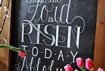 Resurrection celebration!