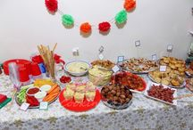 Party Ideas / Party Buffet
