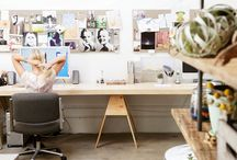 C Kuntz and Company / The creative's office. Where I'll get my hustle on. Inspiration to get my hustle on.  / by C K