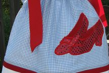 pillow case dresses / by Karen Buxton