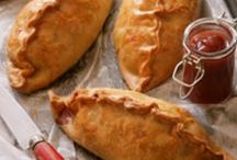 Pies, Pasties and Sausage rolls