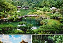 Shikoku / Discover Shikoku island in Japan, inspiration and ideas on where to visit and what to see!