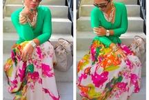 Dulce-Fashion / Trendy Fashion / by Tara Banks
