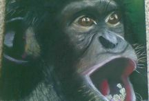 My art (pastels, watercolours, cake decorating and more!) / by Julie Lawrence