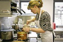 Cours de cuisine en Angleterre / Cookery Courses Great Britain / Adresses de cours de cuisine en Grande Bretagne et Irlande