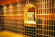Patrick Wallen Designs Artistic Wine Cellars / Penofin partner Artistic Wine Cellars are opulent and over the top wine designs.