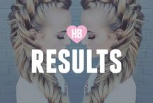 Hairburst Results / Hairburst adds all the vital vitamins and nutrients to your diet that your body needs to grow stronger, longer hair. Our unique formula has produced fantastic results for our users, reporting hair that appears healthier, thicker, longer, shinier more manageable and faster growing as a result of using hairburst. 98% of users noticed faster hair growth after using hairburst for 3 months. Start your journey to longer, healthier hair from www.hairburst.com