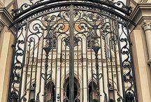 Ворота заборы