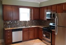 Ideas for the Kitchen / Kitchen Kompact Cabinets