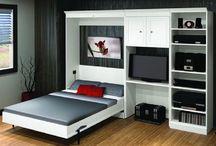 Встроенная кроватью