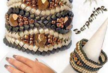 Merhaba / Boncuk kolye bileklik modelleri ve sablonlari
