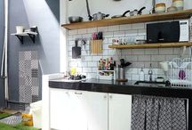kitchen n laundry