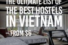 Vietnam Hostels