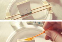 Papírból kreatív ötletek