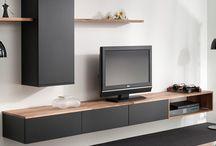 AC Huiskamer TV Kasten