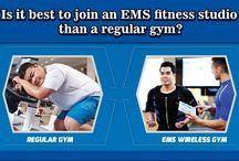 EMS GYM v/s Regular Gym