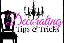 Decorating tips & tricks