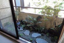 Balcones y Jardinería